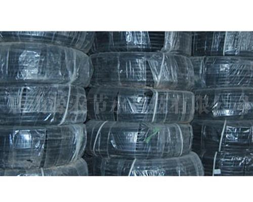 pe盘管 高压聚乙烯管材(黑色)